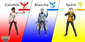 ny karaktär pokemon go
